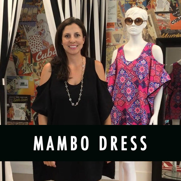 STYLE GROUP: MAMBO COVERUP DRESS