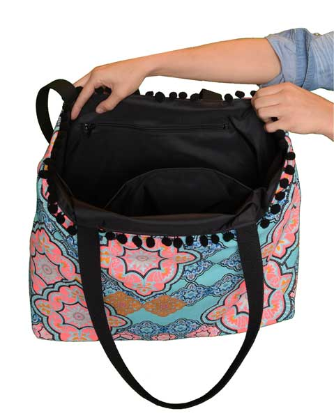 Beach Accessories Large Tote Bag
