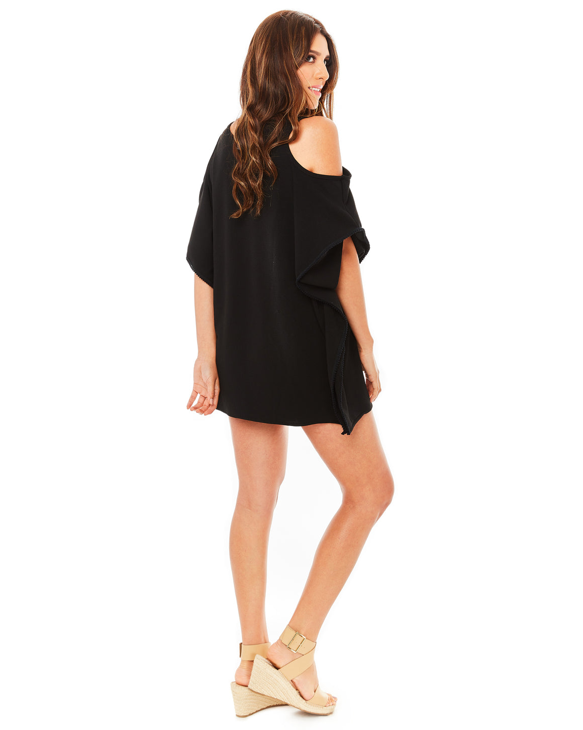 Mambo Cover Up - Black