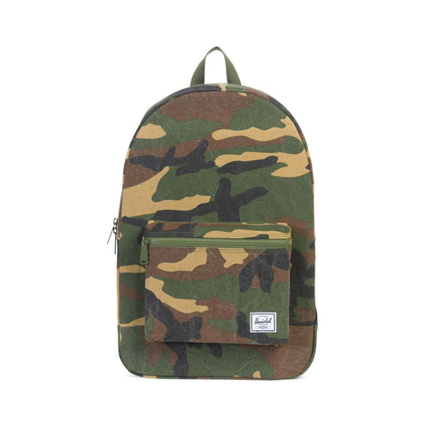 Herschel Supply - DayPack Canvas Camo