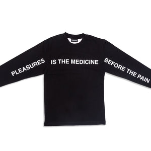 Pleasures - Medicine Premium L/S Shirt