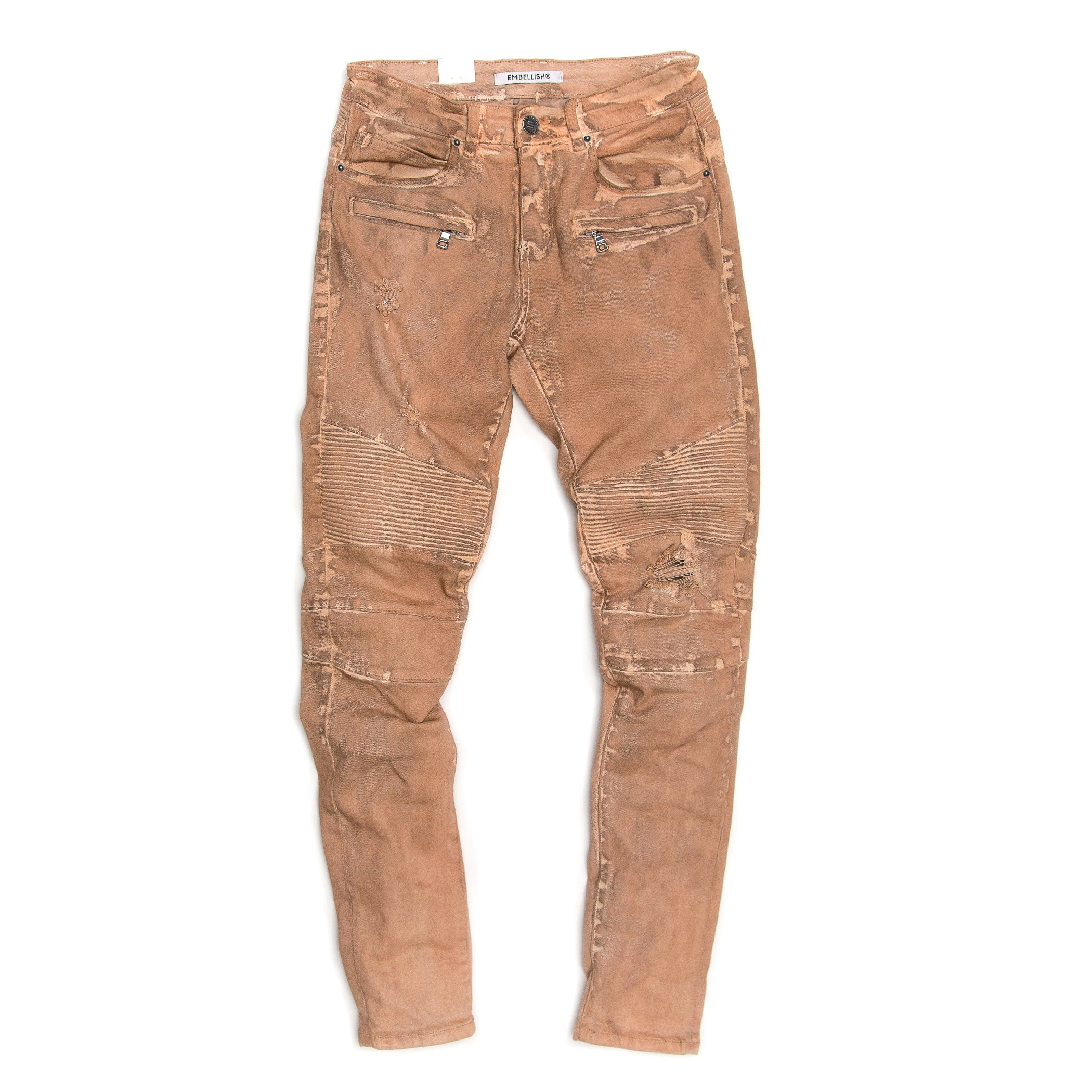 Embellish - Riot Biker Denim