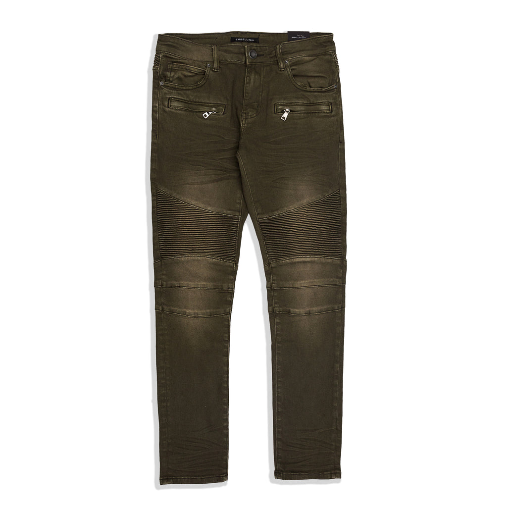 Embellish - Robinson Biker Denim