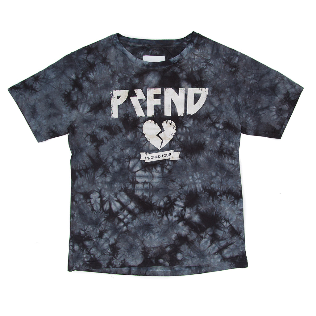 Profound Aesthetic - Tie Die Heart Break Tee