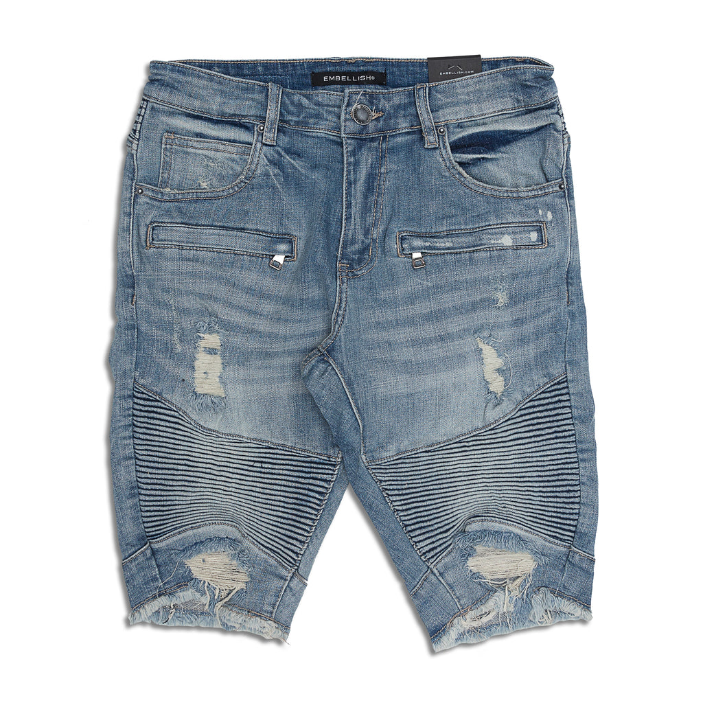 Embellish - Winslow Biker Shorts