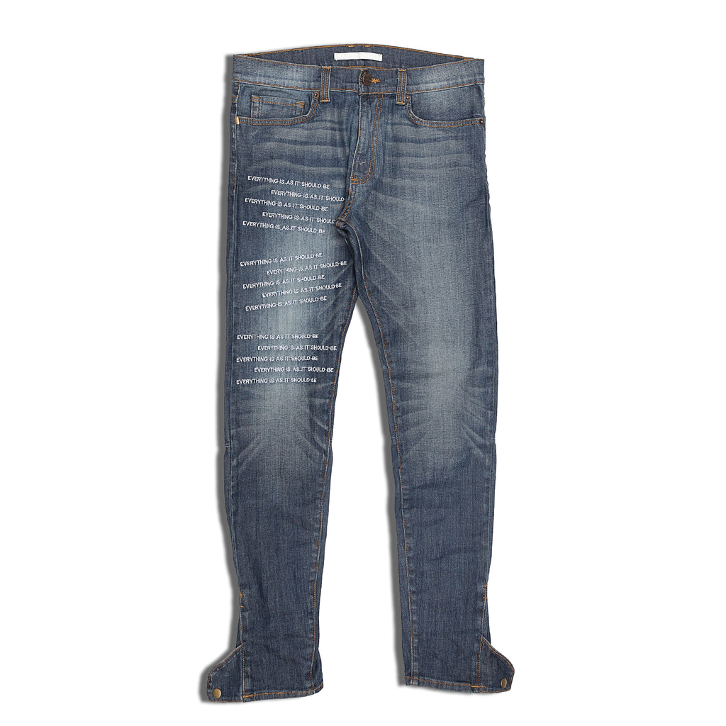 Golden Denim - Union Frontier Stefano