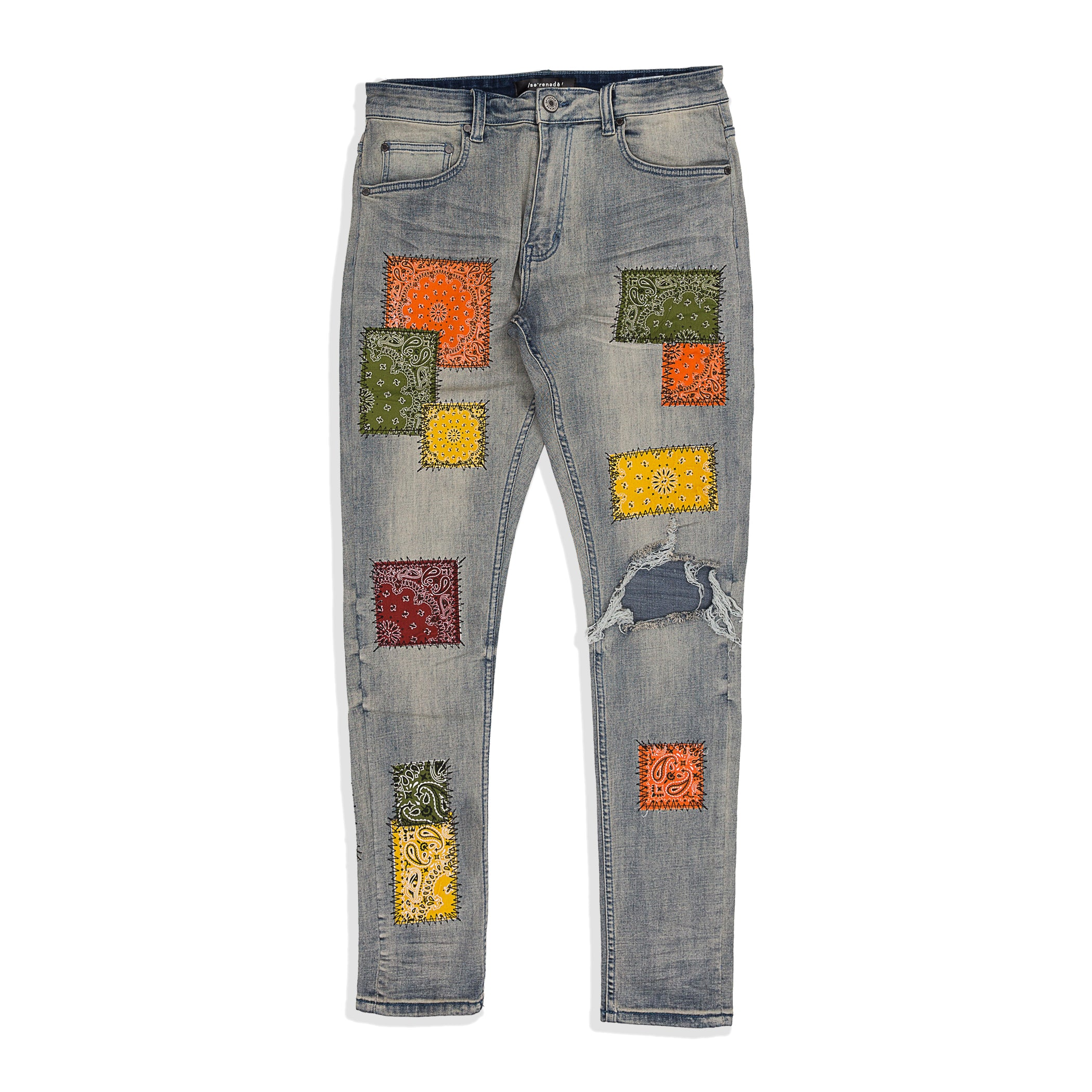 Serenede Freeworld Jeans Threads On Carson