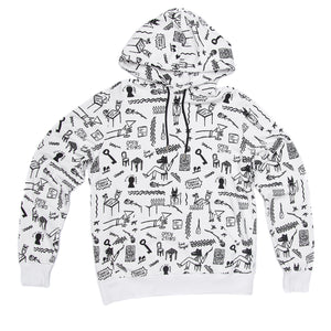 WeSC - Mike Monsters Hoodie