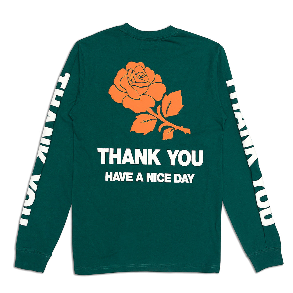 Chinatown Market - Thank You L/S Tee