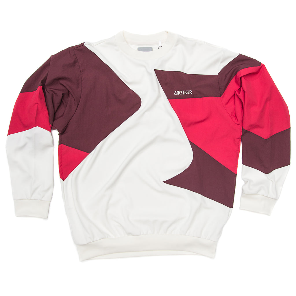 Asics Color Block Jersey Crew