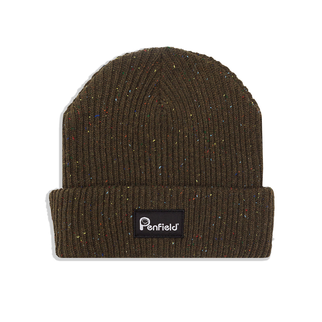 Penfield - Harris Donegal Yarn Turn Up Beanie