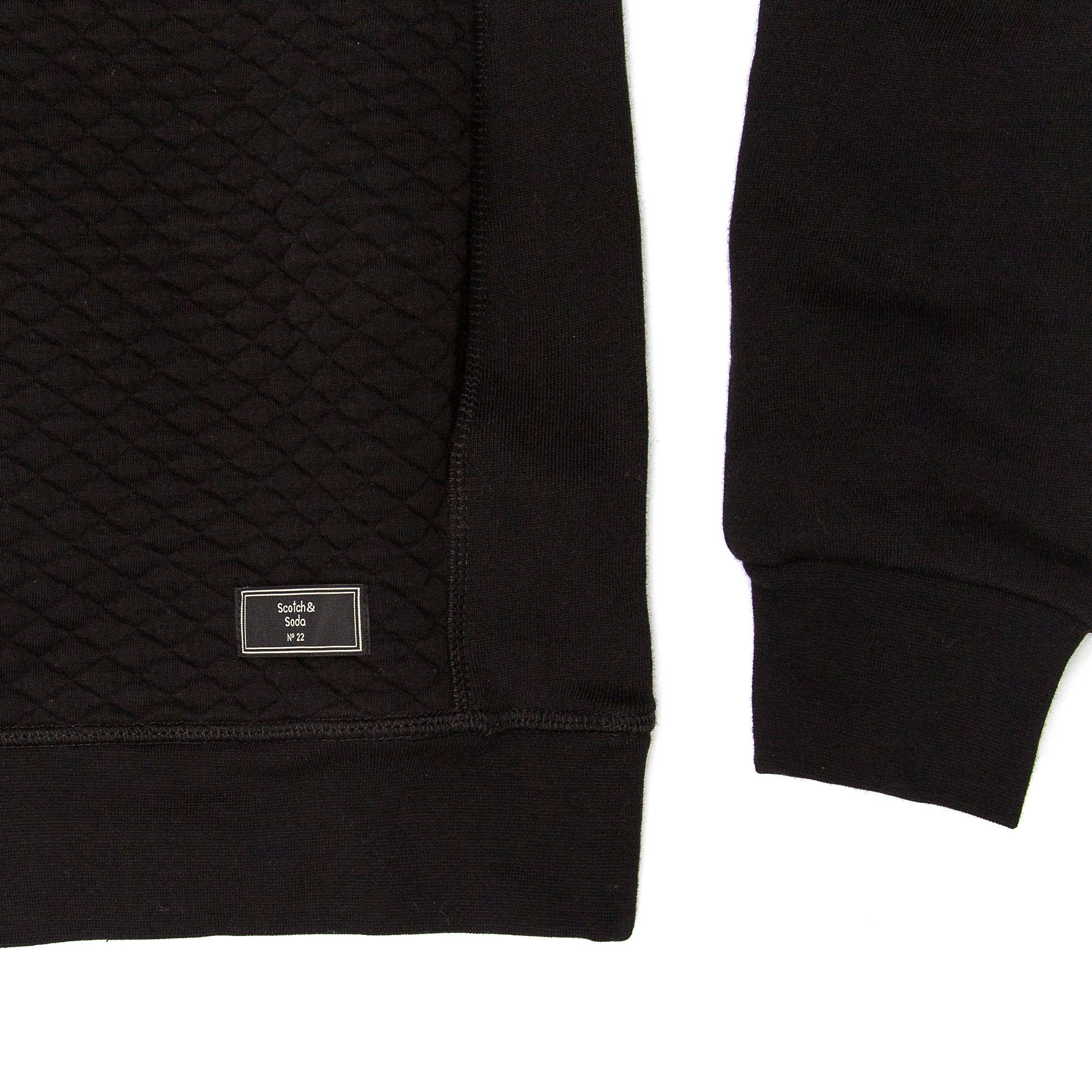 Scotch & Soda - Interlock Crewneck