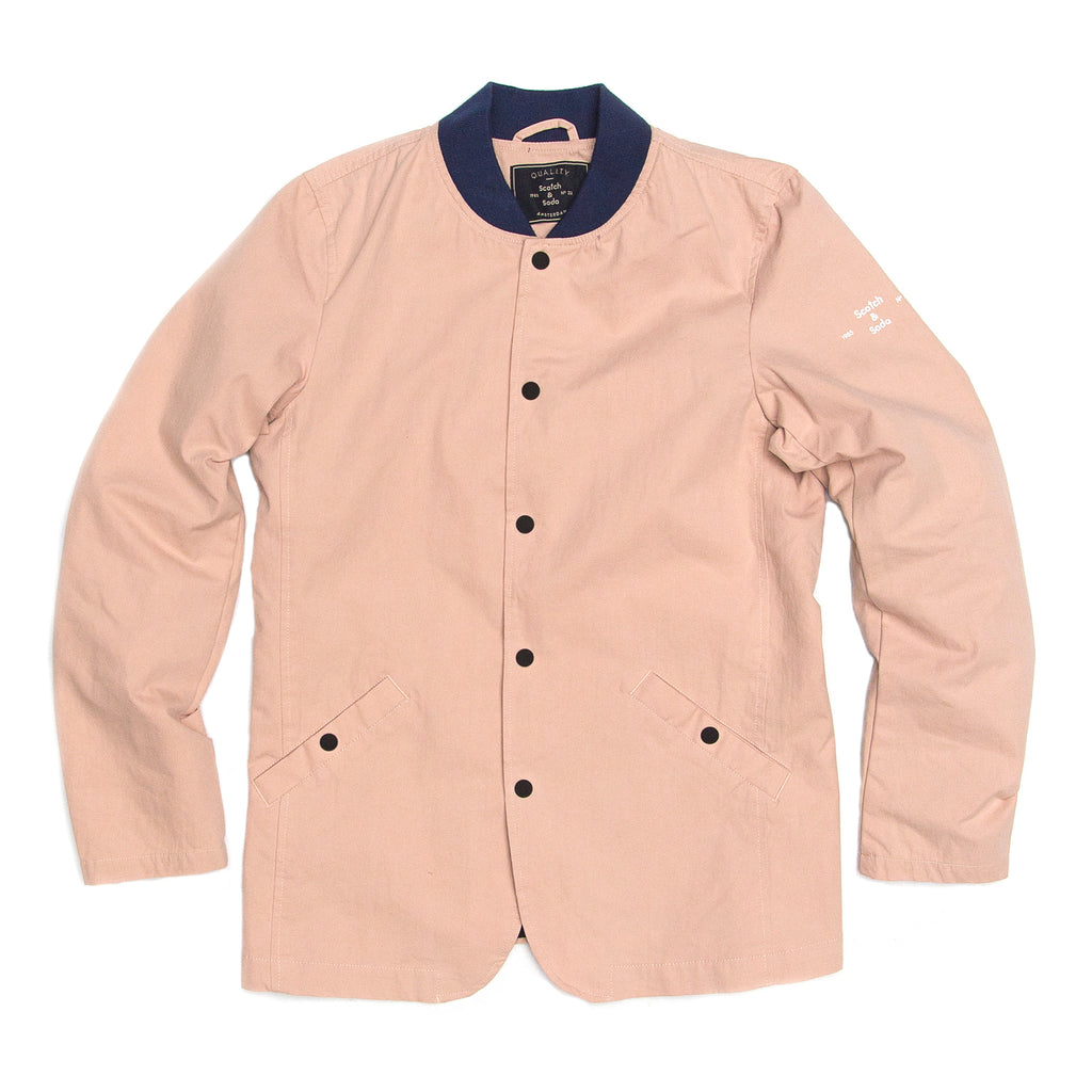 Scotch & Soda - Canvas Jacket
