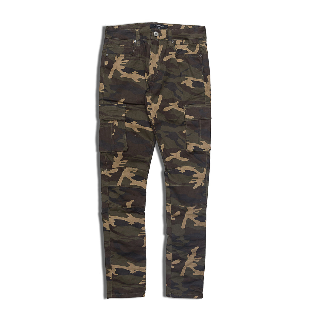 Serenede - Diamondback Camo Pants