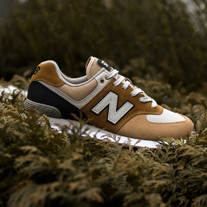 New Balance ML574MLC Military Patch