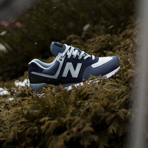 New Balance ML574MLA Military Patch