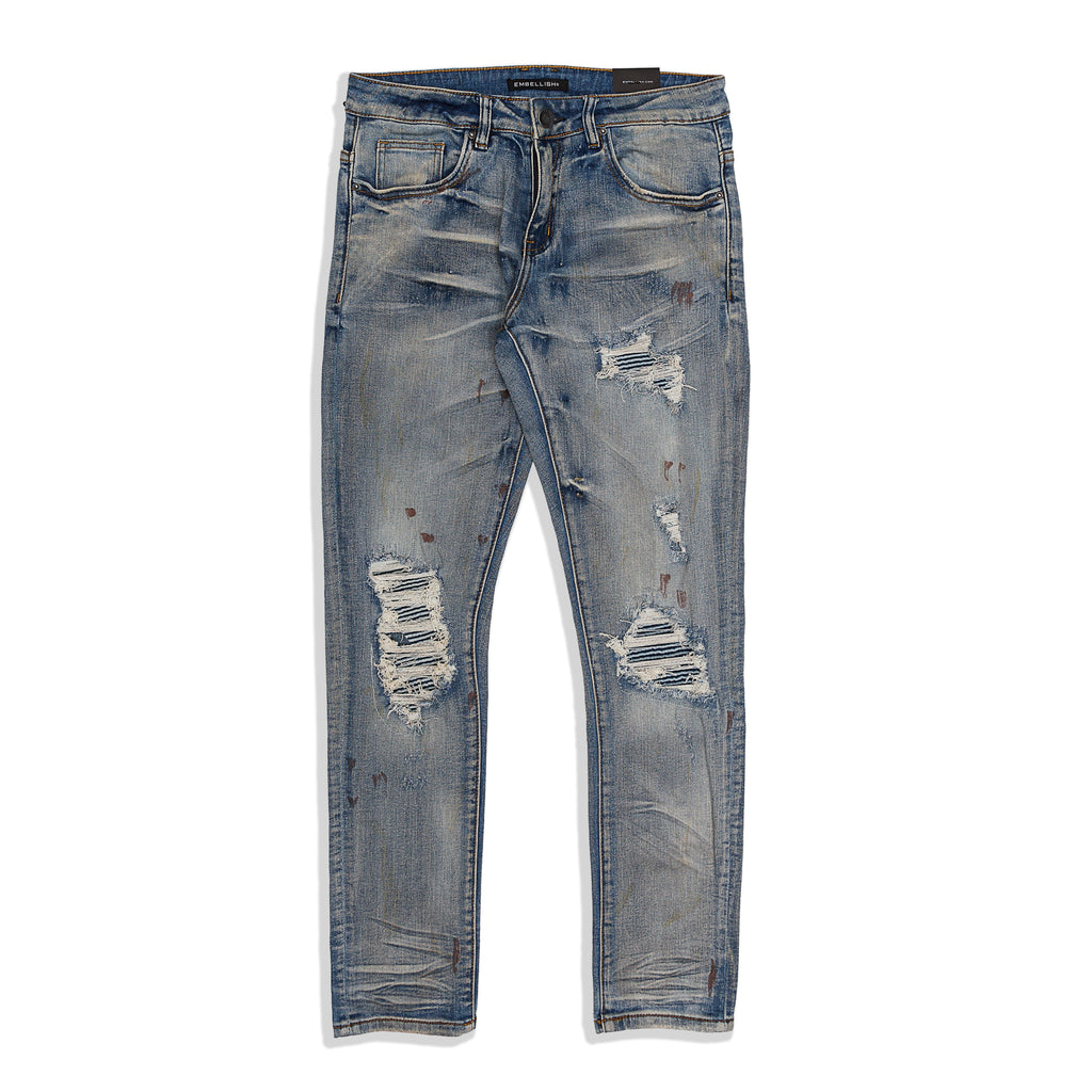 Embellish - Maddux Rip & Repair Denim