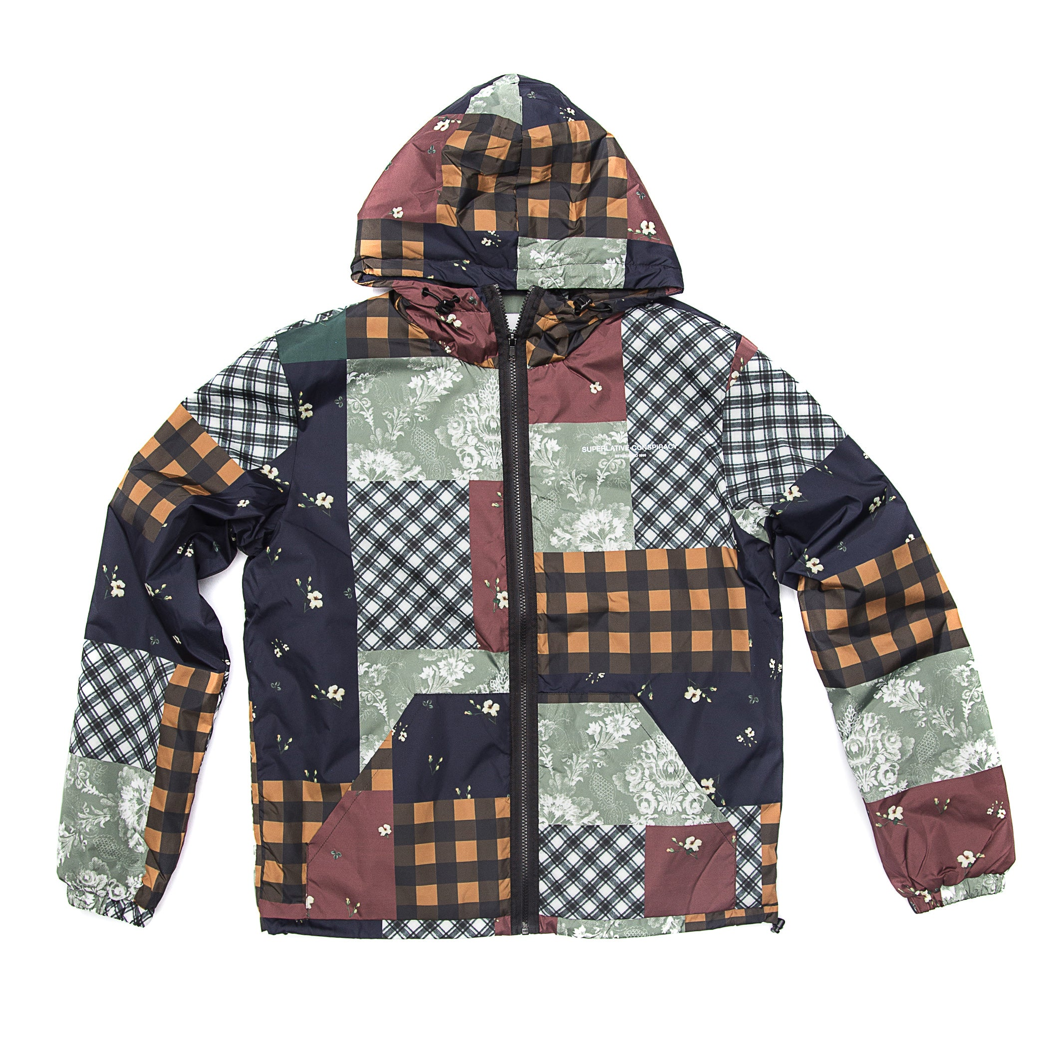 WeSC - Patchwork Windbreaker