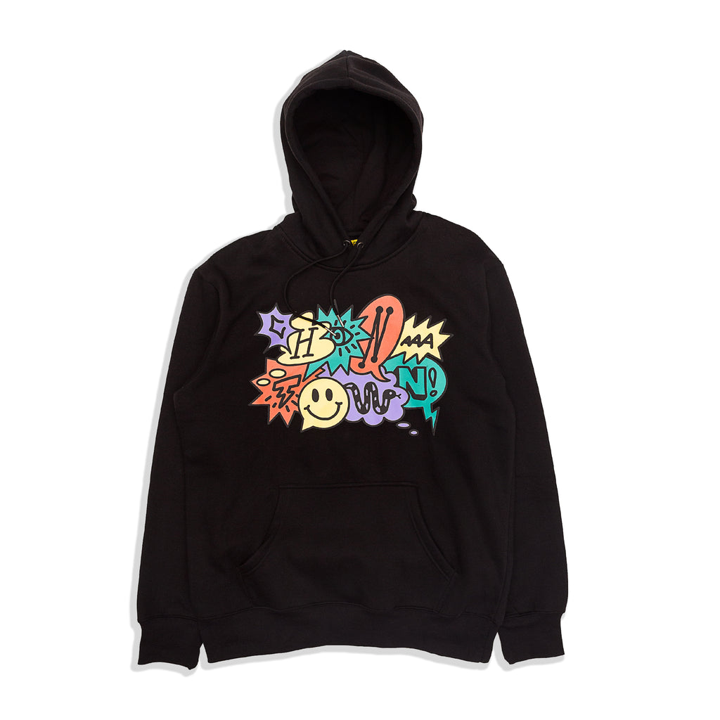 Chinatown Market - Smiley Speech Bubble Hoodie
