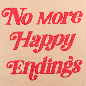 Rip N Repair - No More Happy Endings Tee