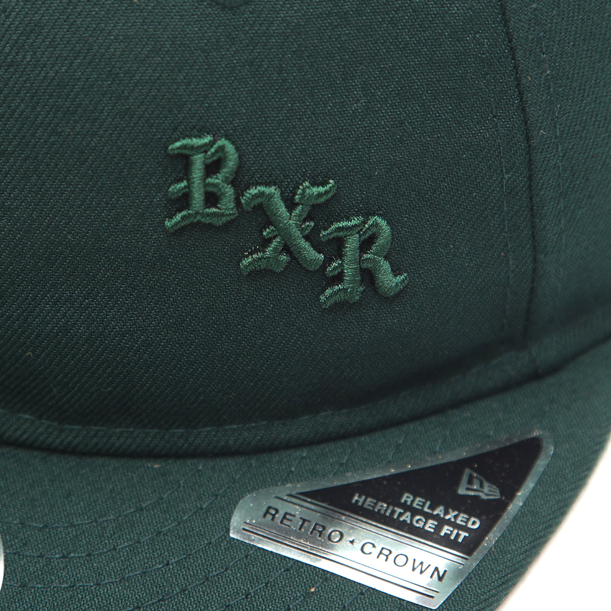 Born X Raised - New Era BXR Stack Snap Back