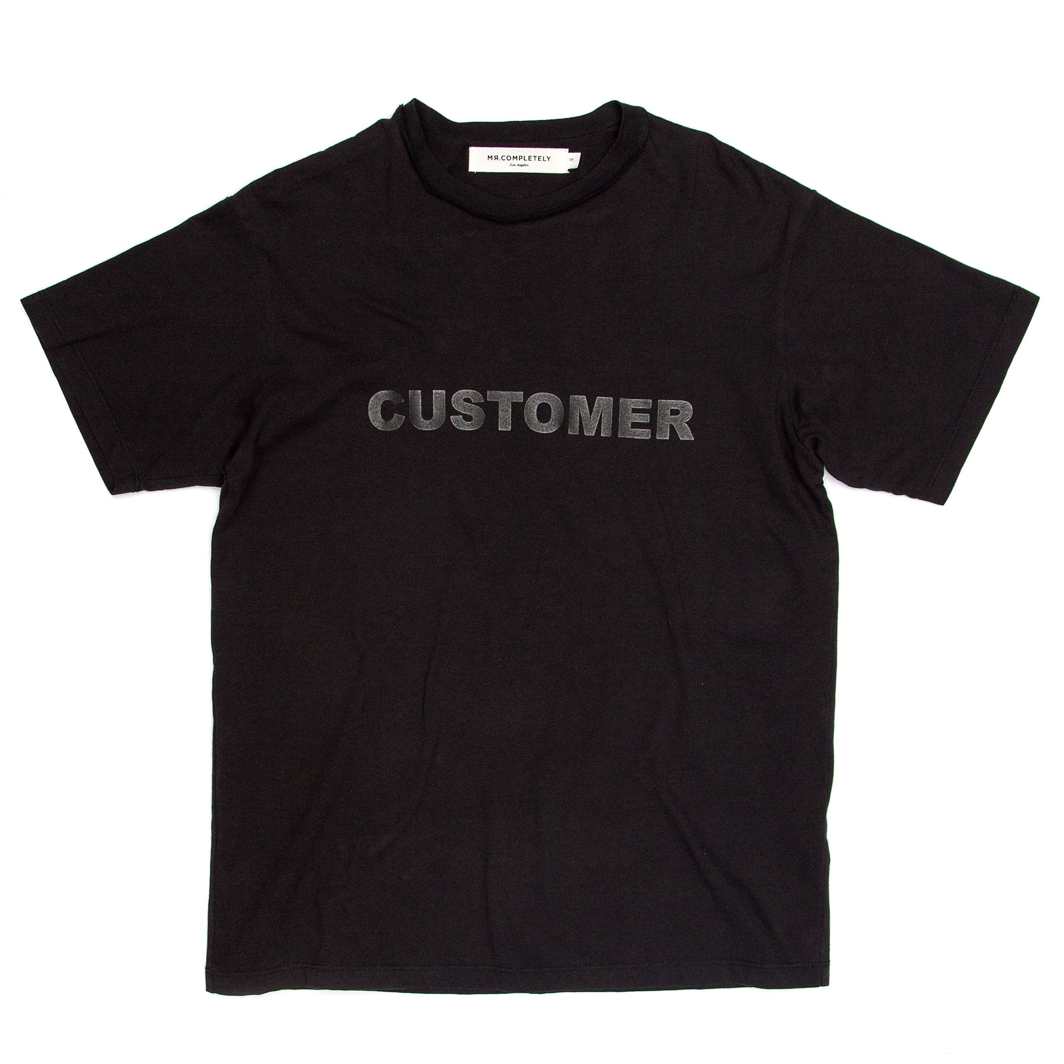 Mr. Completely - Customer Tee