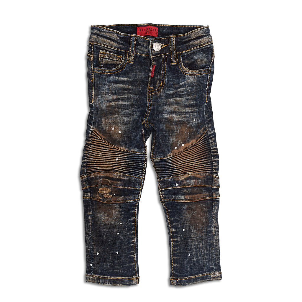 Haus of JR - Cameron Biker Denim