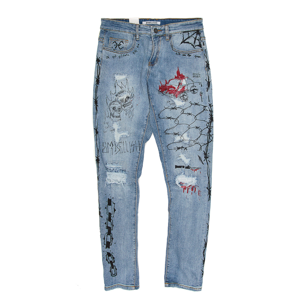 Embellish - Osbourne Denim