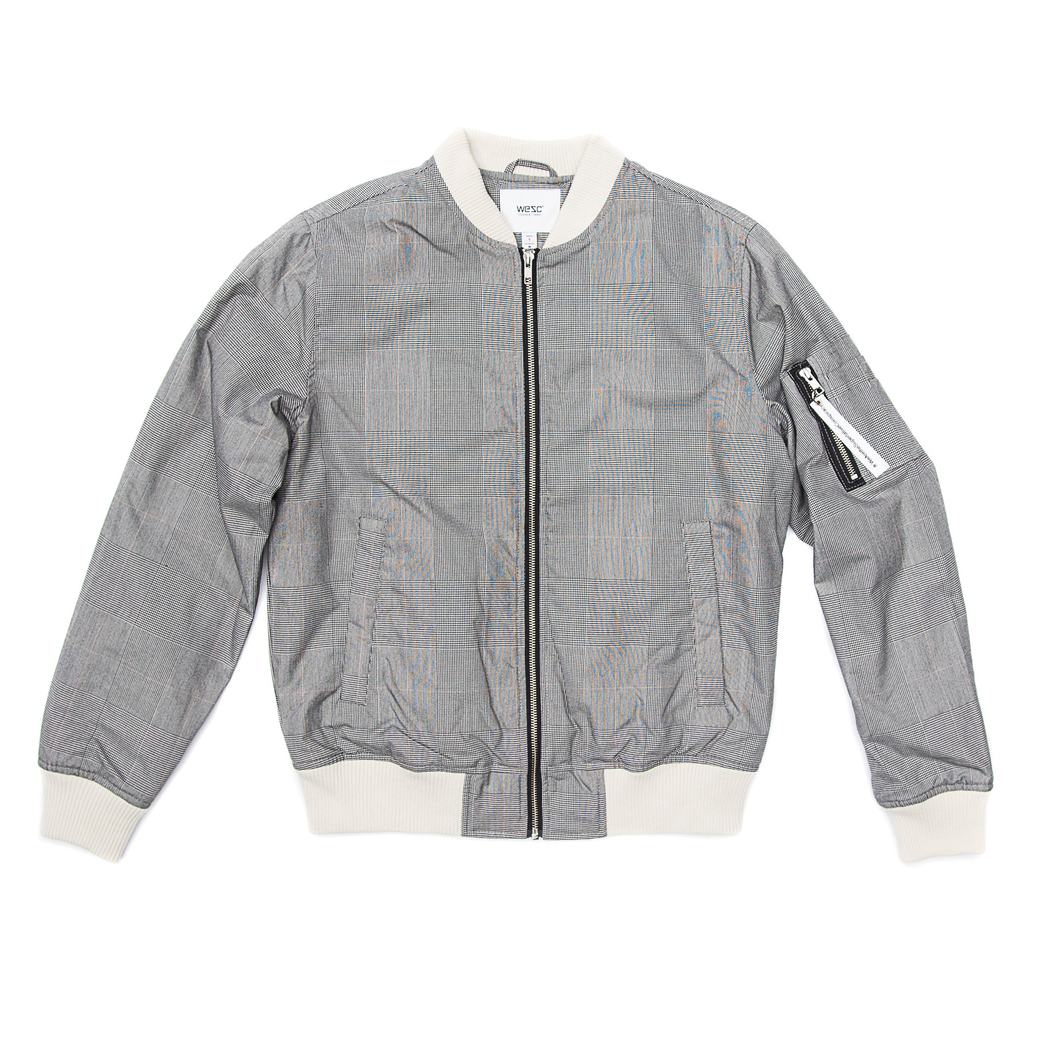 WeSC - Checked Bomber