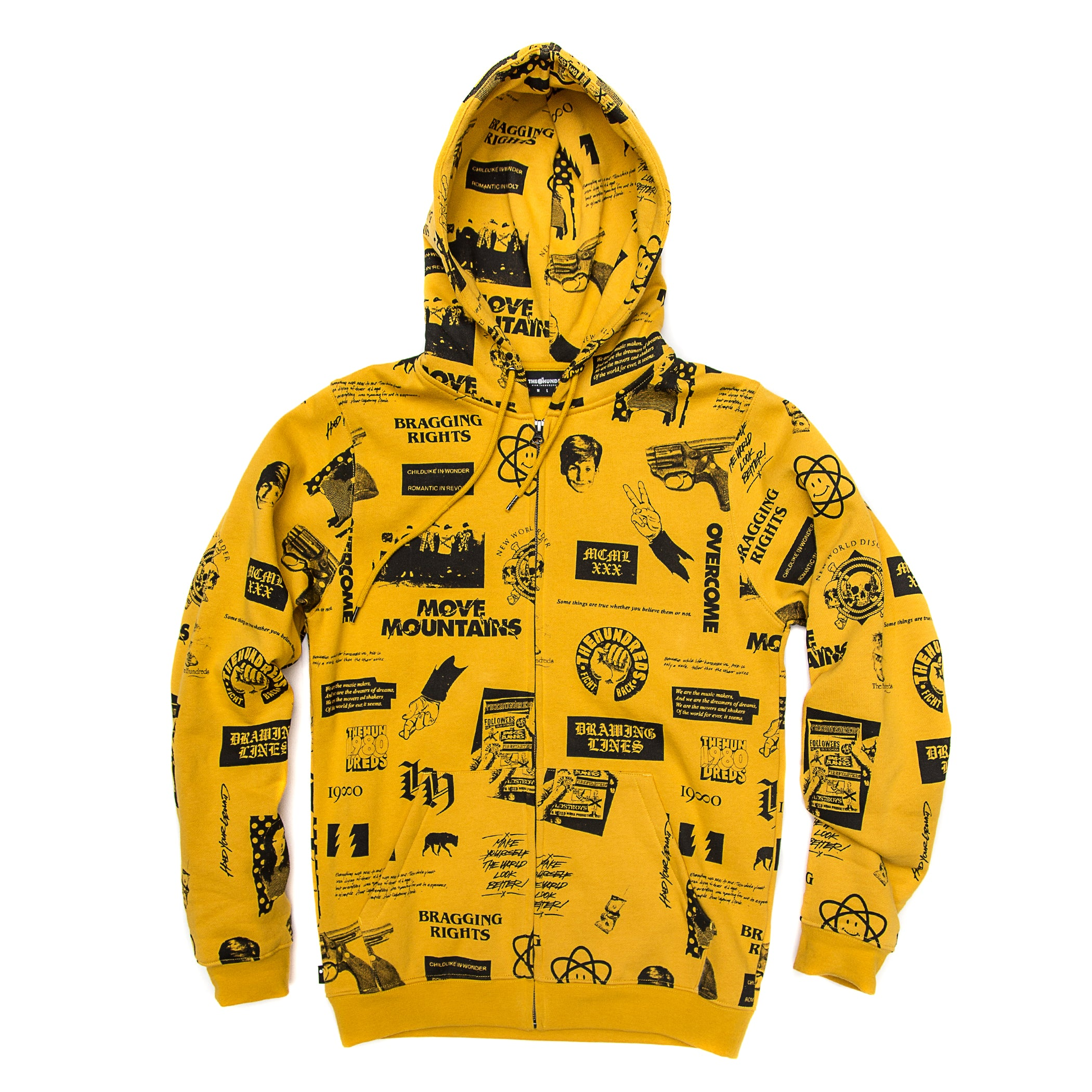 The Hundreds - Warning Pullover