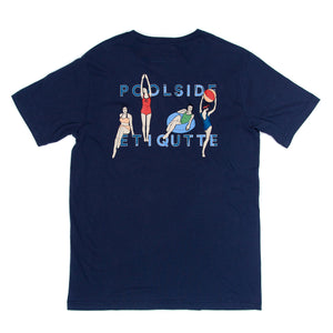 Barney Cools - Poolside T-Shirt