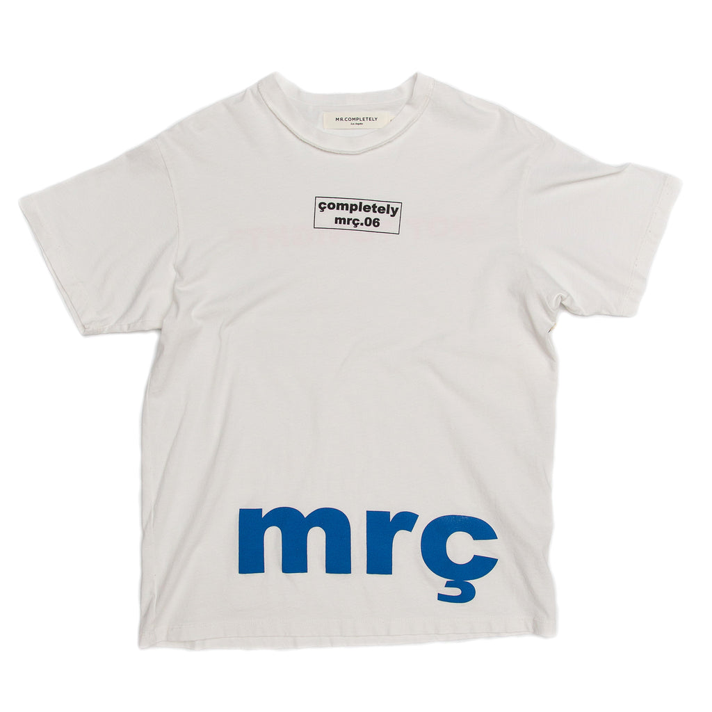 Mr. Completely - Box Logo MRC Tee