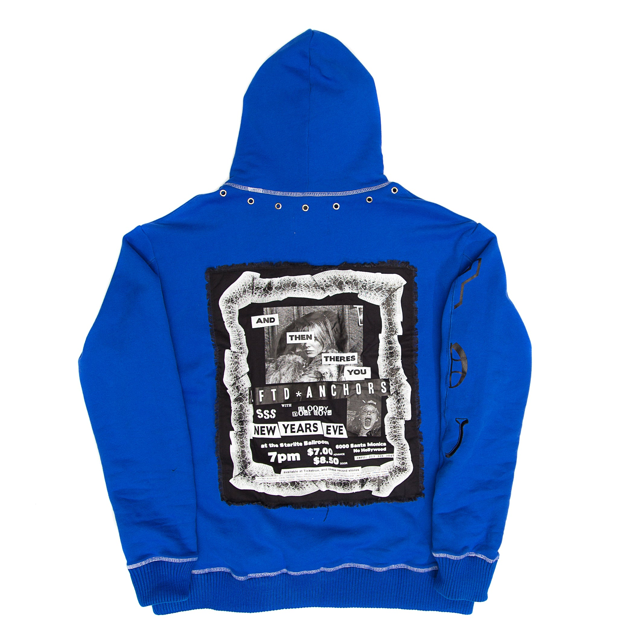 Lifted Anchors - Electra Hoodie