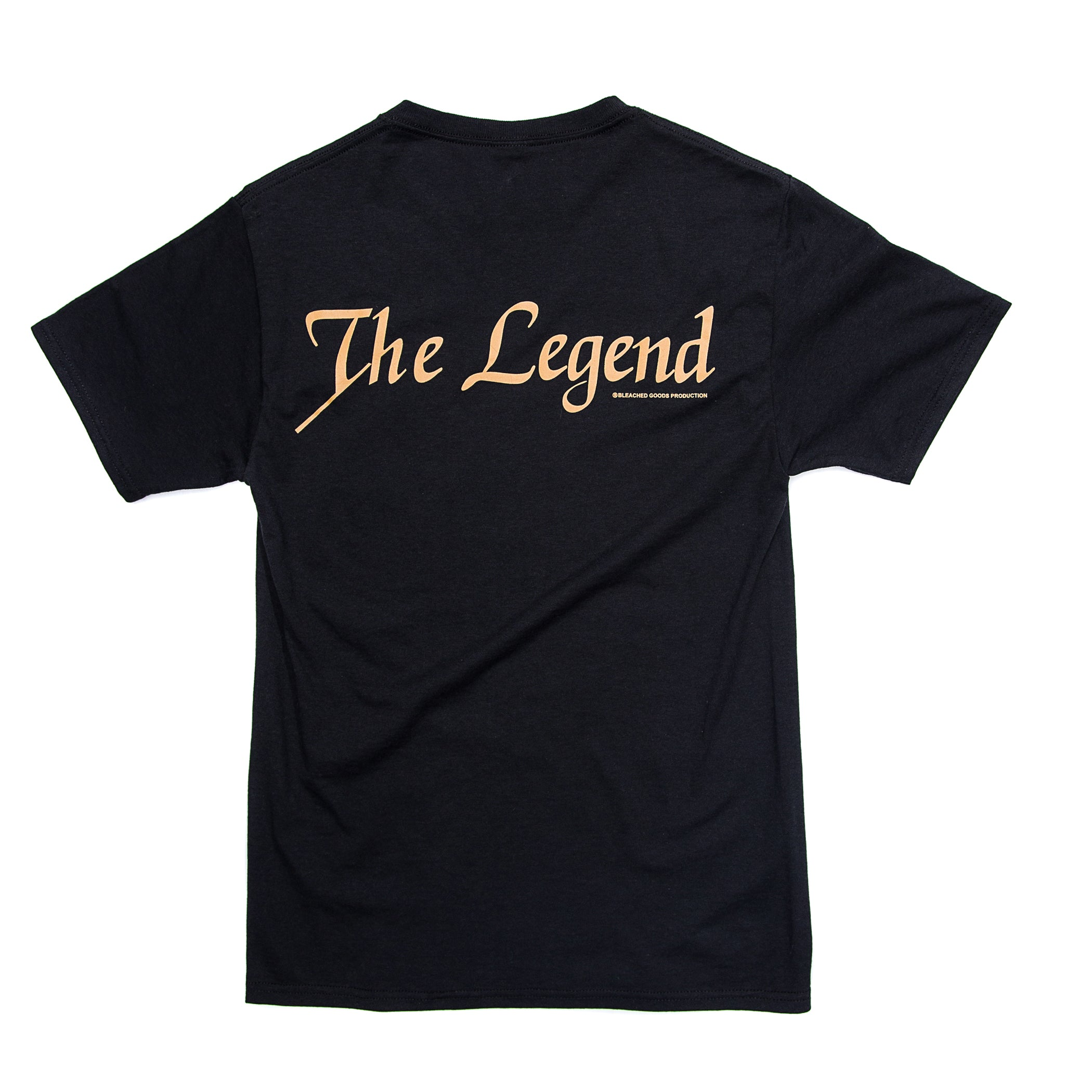 Bleached Goods - The Legend Tee