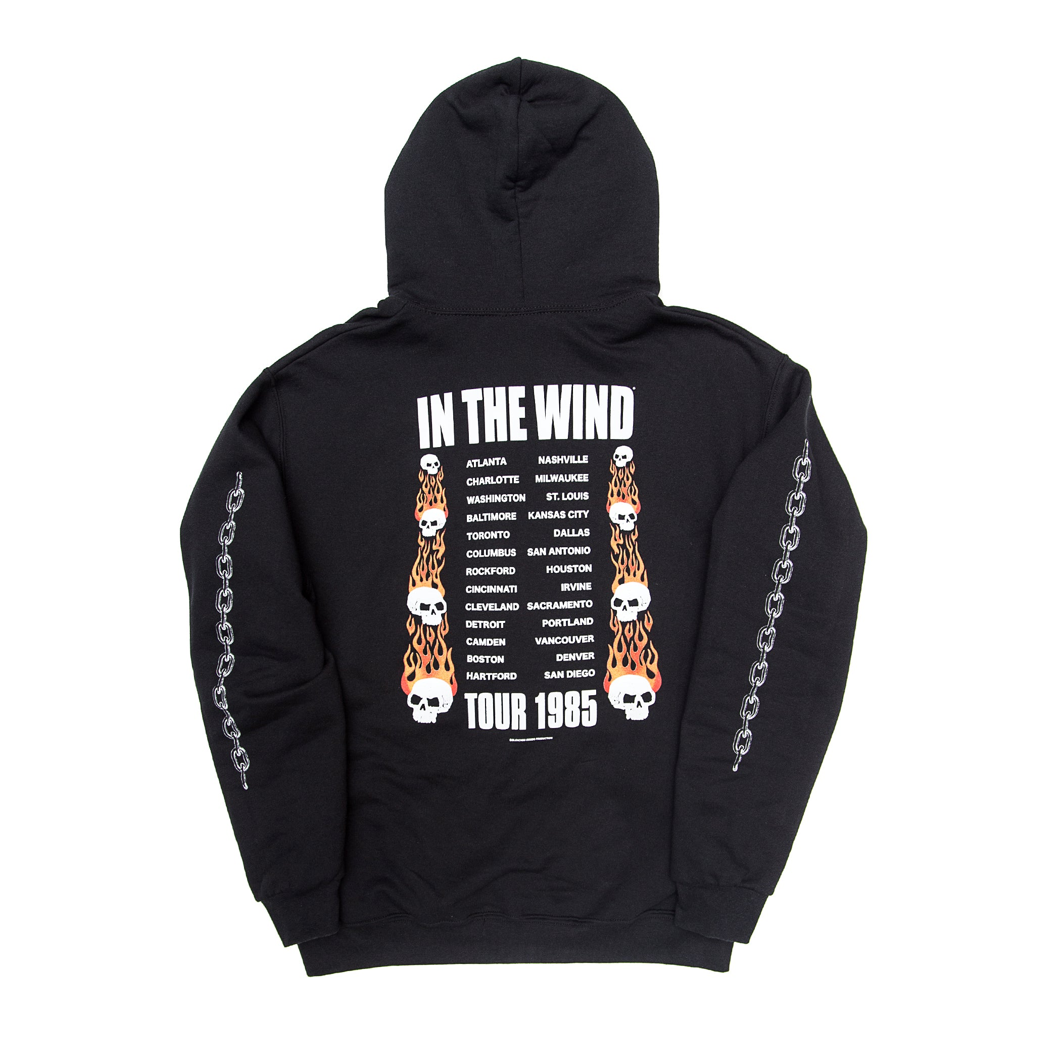 Bleached Goods - In The Wind Hoodie