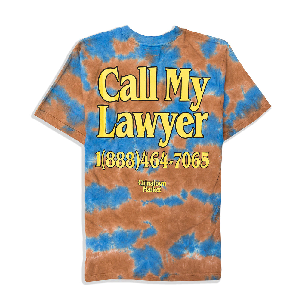 Chinatown Market - Call My Lawyer Tee