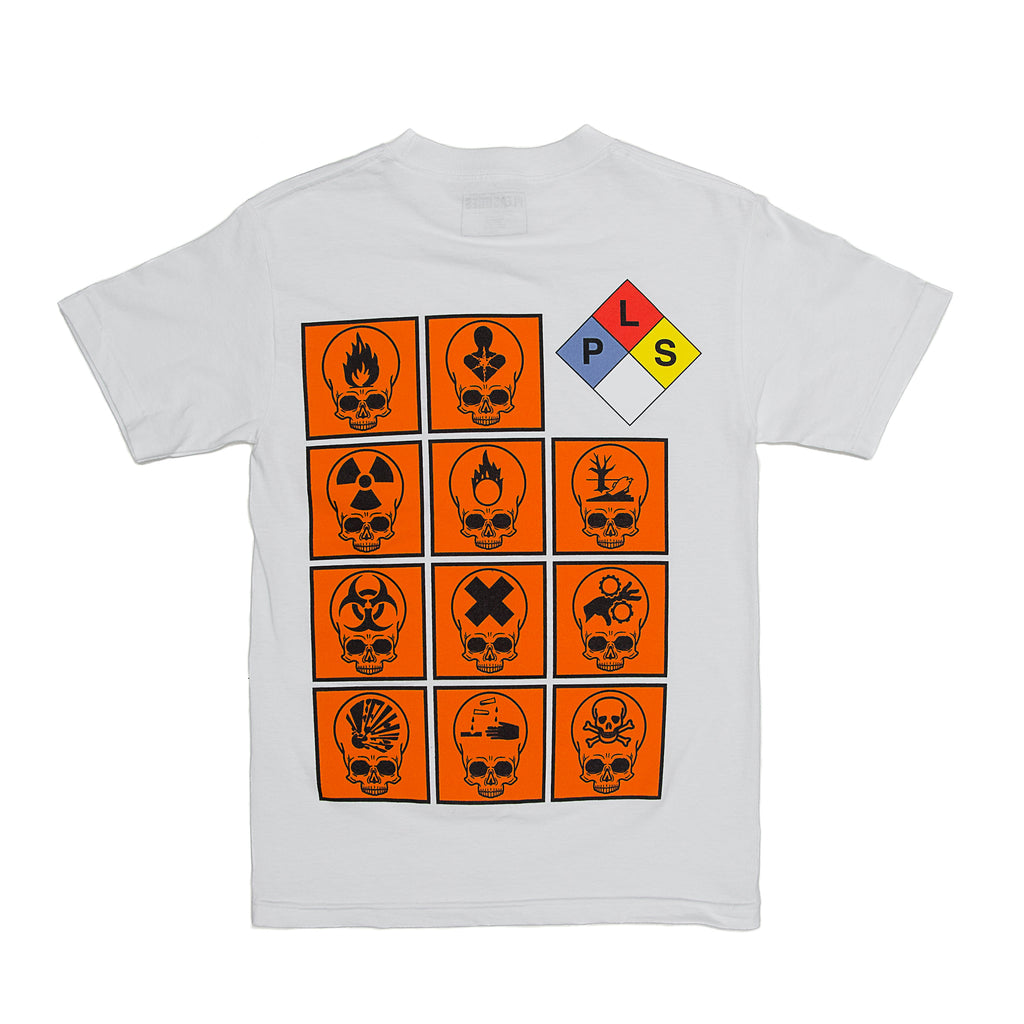 Pleasures - Biohazard Tee