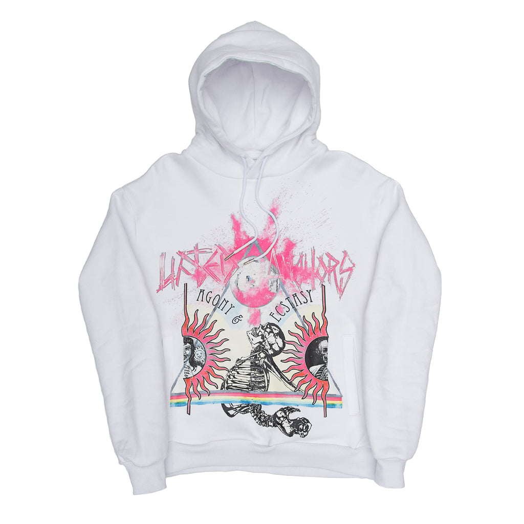 Lifted Anchors - Disco Hoodie