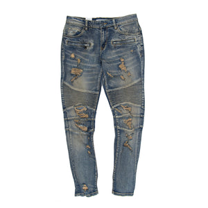 Embellish -  Hughes Biker Denim