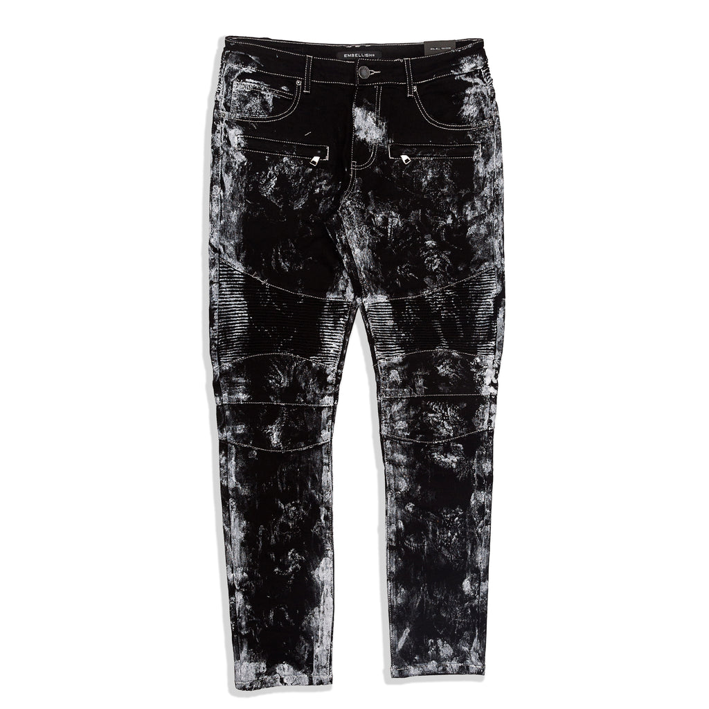 Embellish - Mays Biker Denim