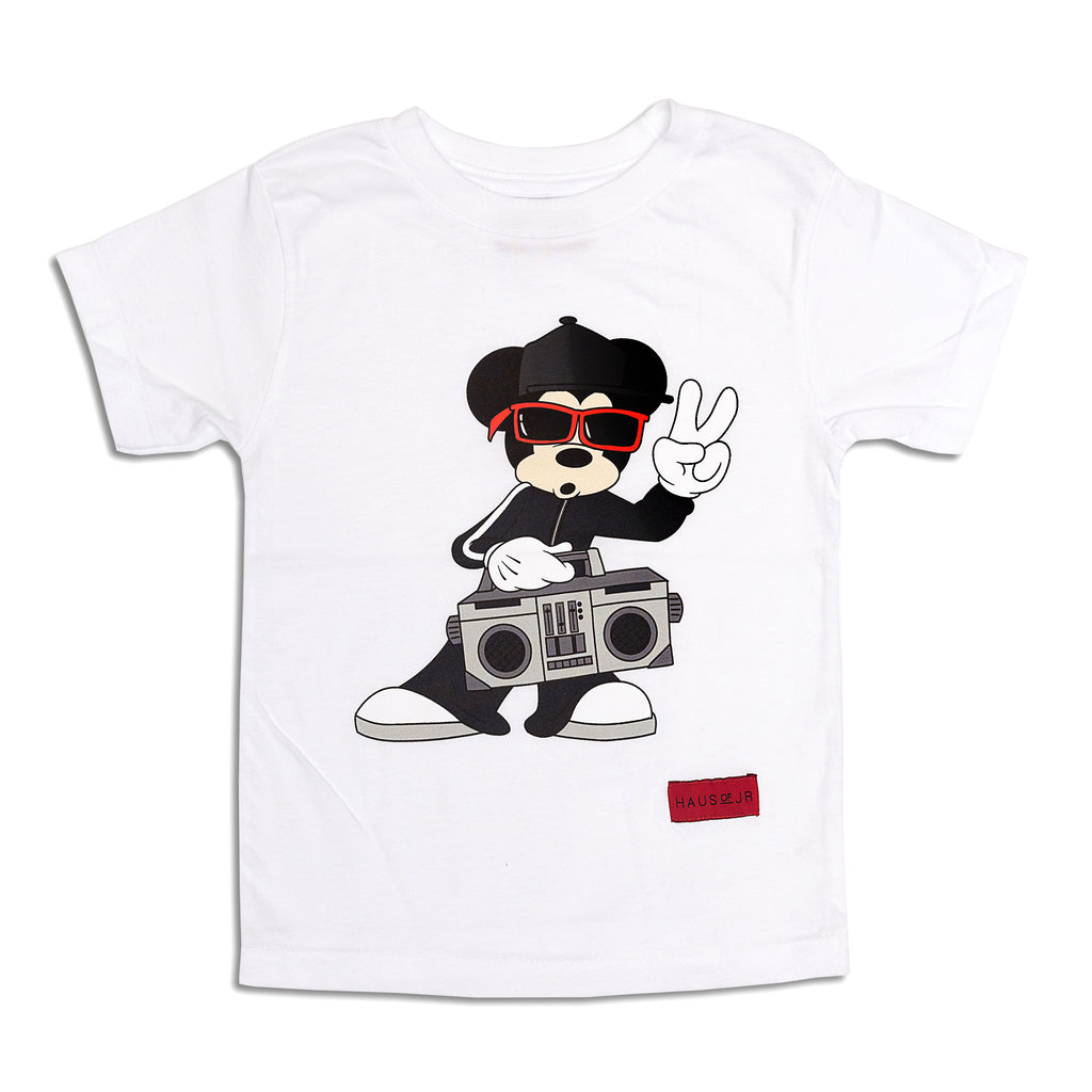 Haus of JR - Beatbox Mickey Tee