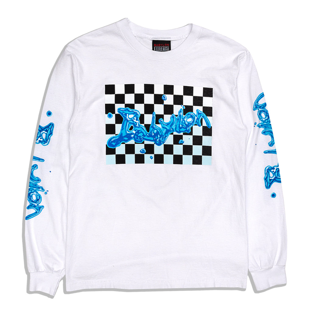 Babylon - Wet L/S Tee
