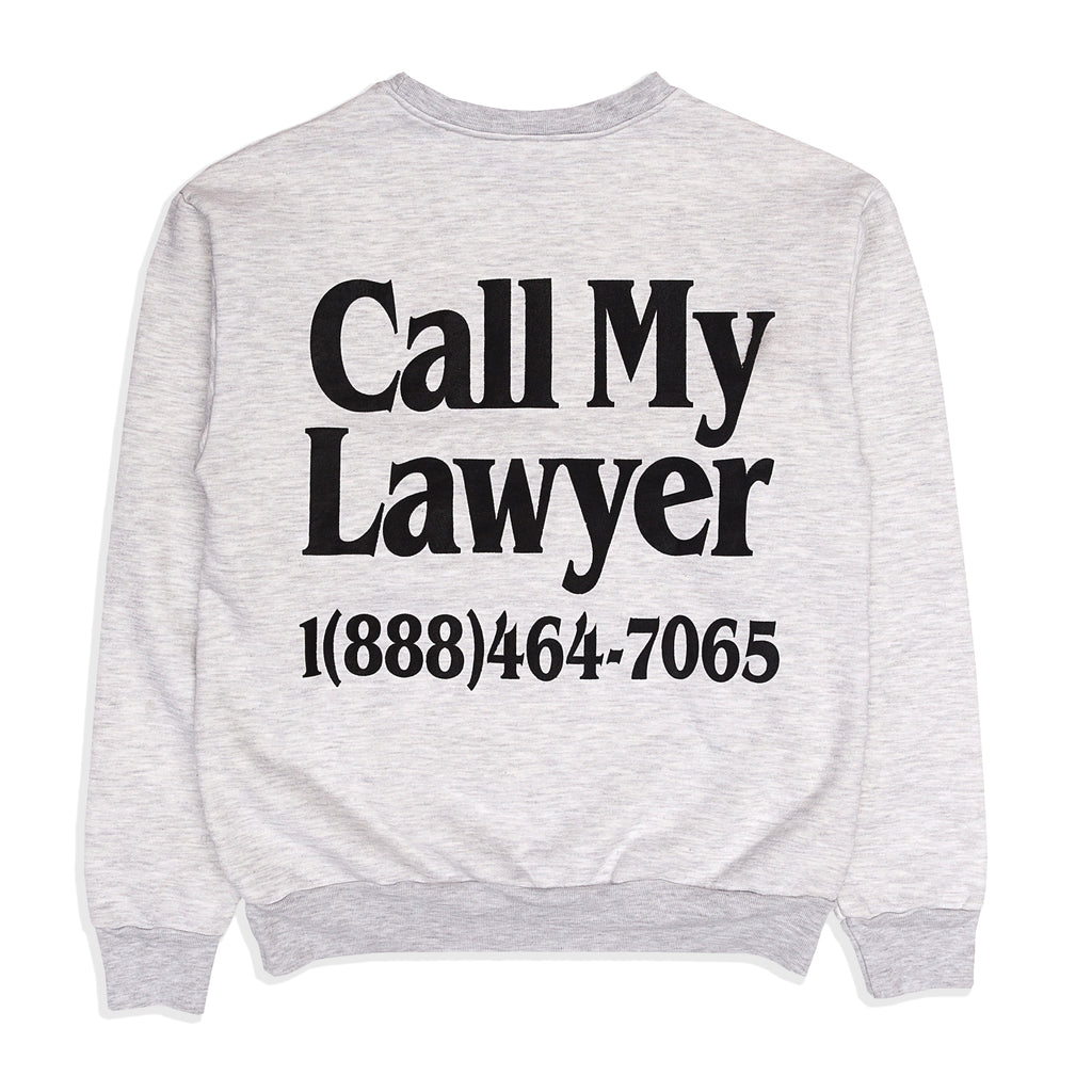 Chinatown Market - Legal Services Crewneck