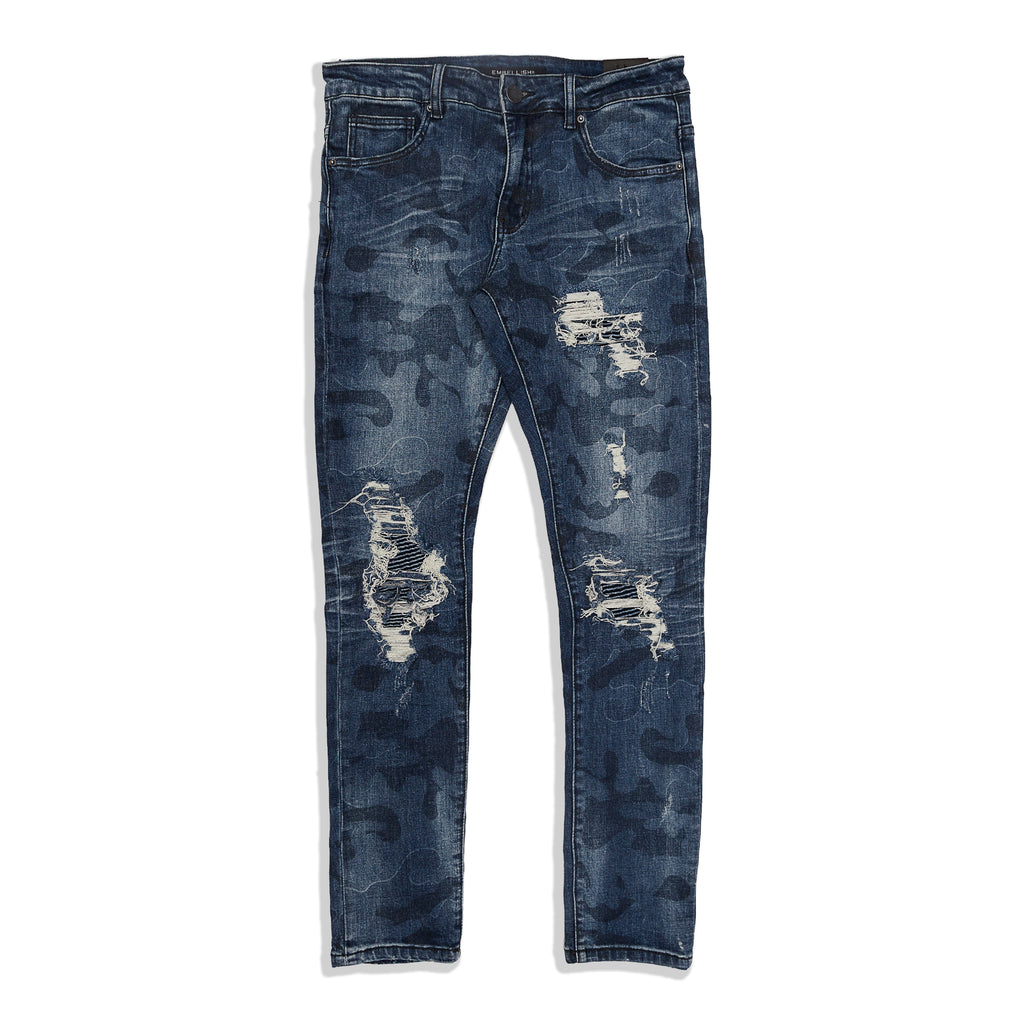 Embellish - Mathewson Rip & Repair Denim