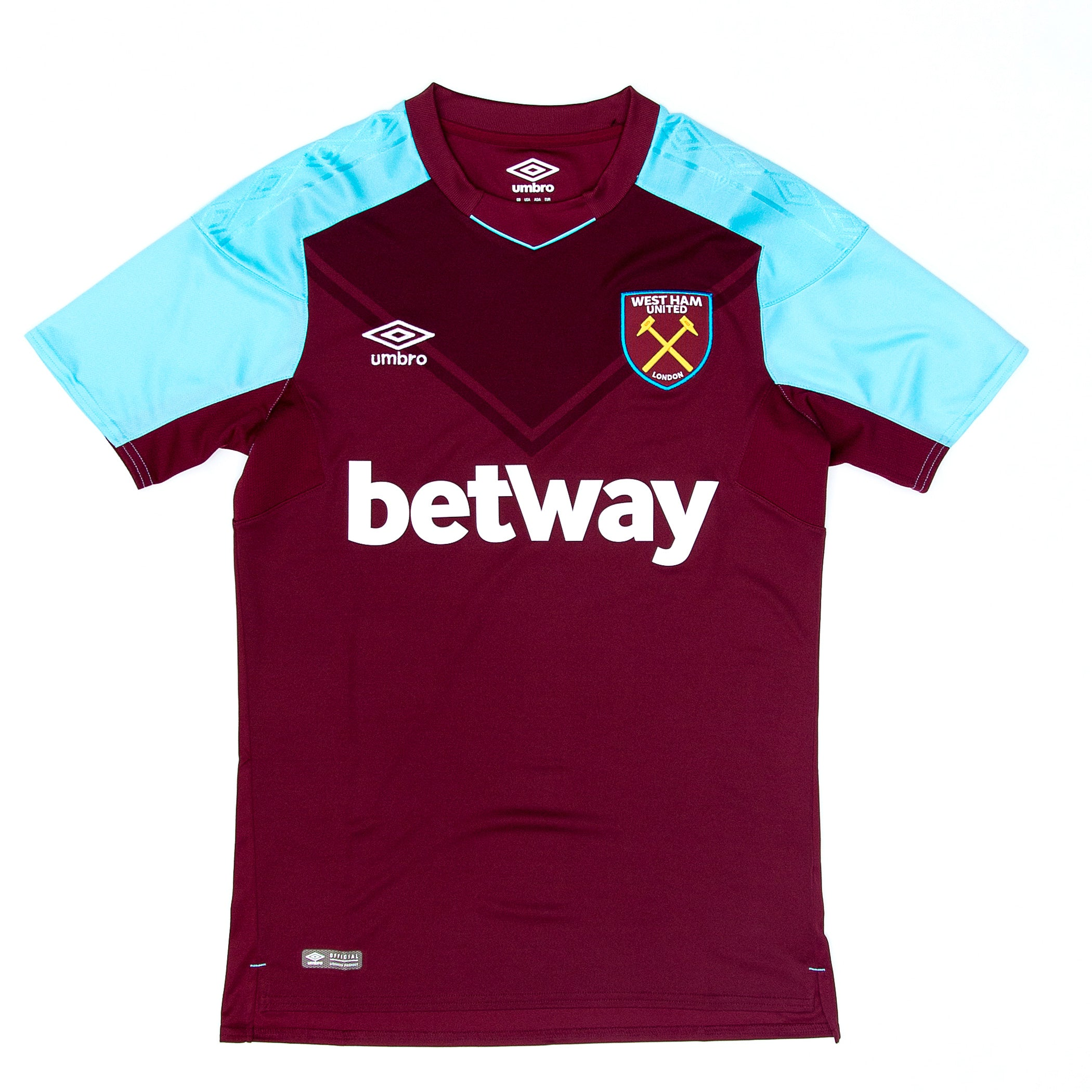 Umbro - West Ham Home Jersey