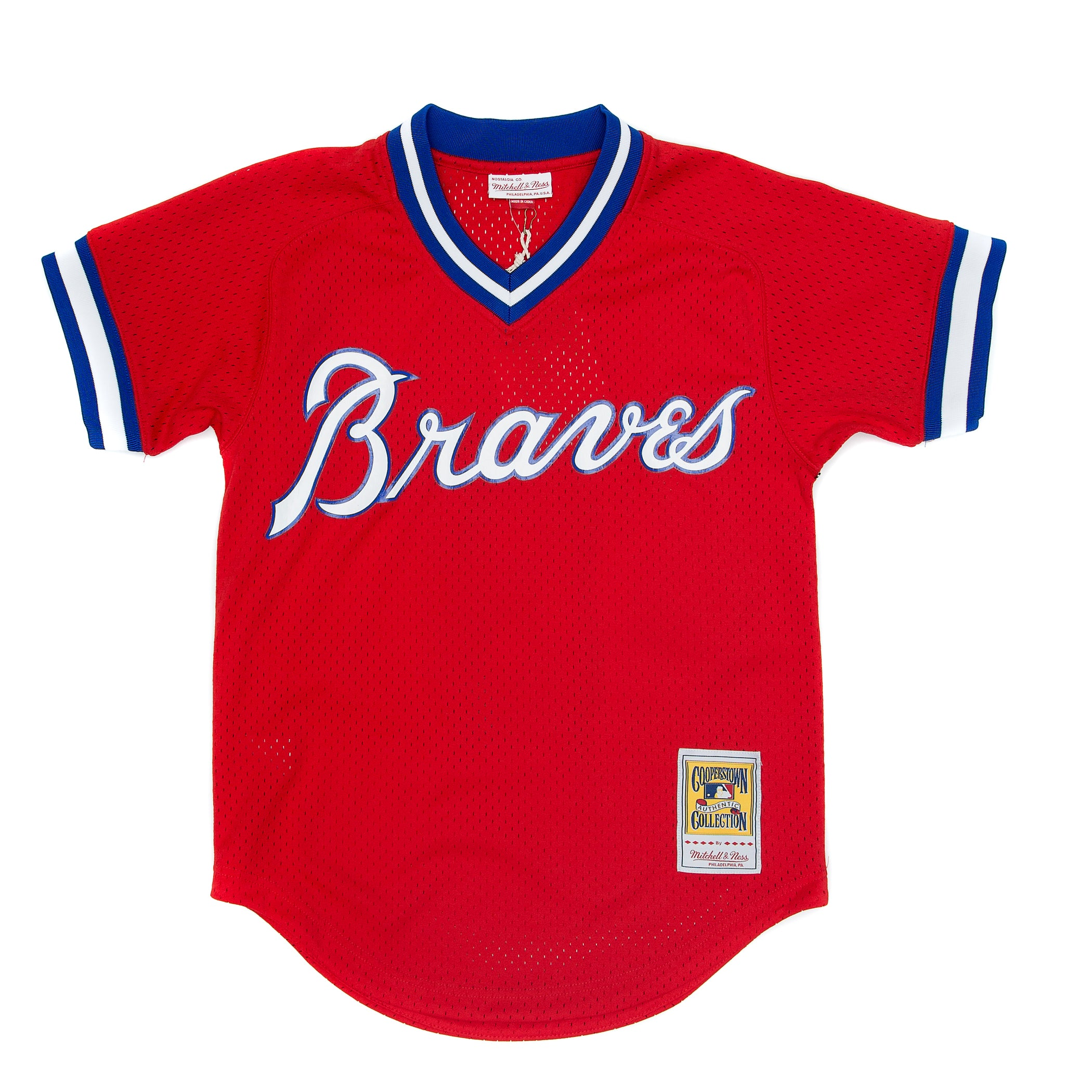 Mitchell & Ness - Atlanta Braves