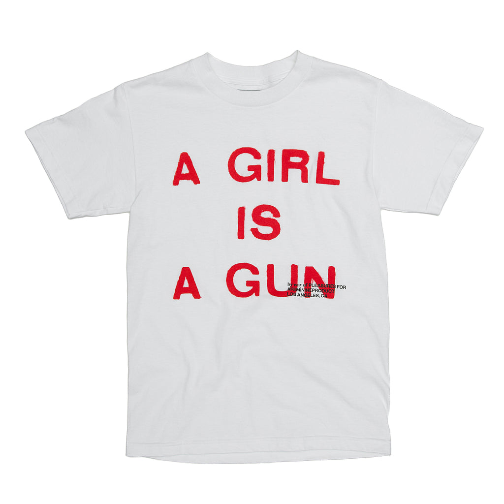 Pleasures - Girl Is A Gun Tee