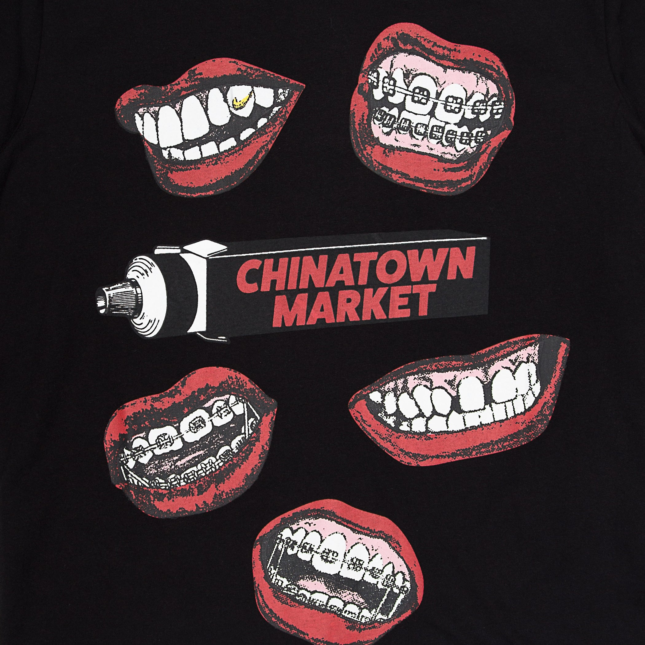 Chinatown Market - Mouth Long L/S Tee