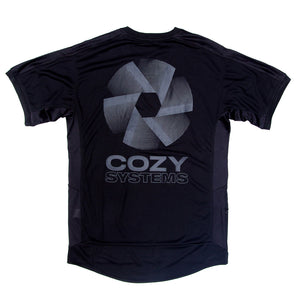 Cozy - Cross Jersey