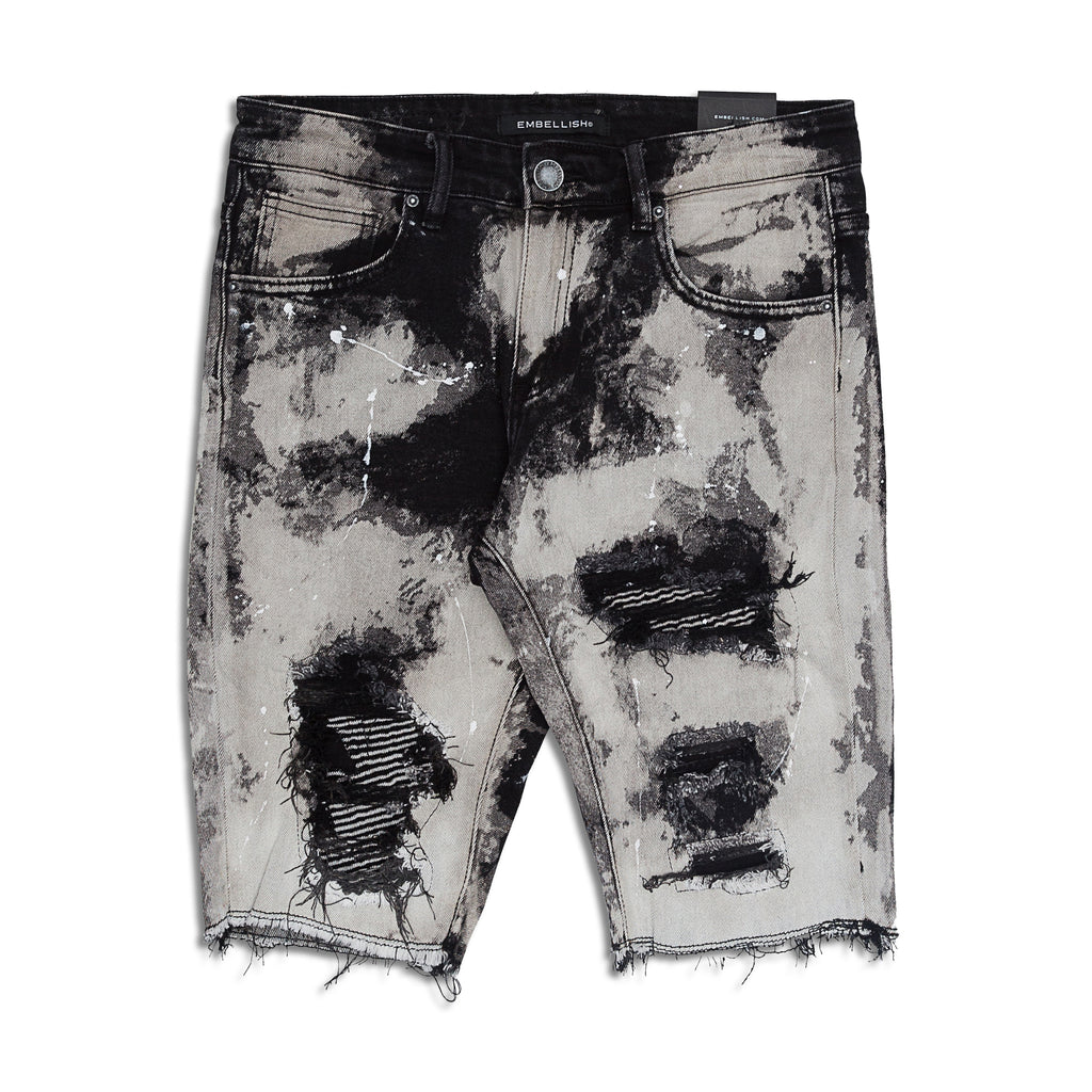 Embellish - Ellington Rip and Repair Shorts
